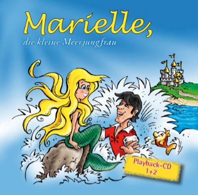 Marielle, die kleine Meerjungfrau Playback-CD
